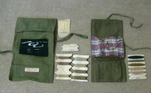 American Red Cross Sewing Kit and unmarked kit Hennepin Co Chapter Minneapolis