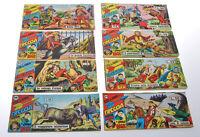 Lotto Di 8 Strisce Della Collana Freccia 1965/66 Anno Xxviii E Xxix -  - ebay.it