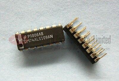 Fsc Dm74als109an 74als109 Flip Flop Dual Jk Dip-16 X 1pc