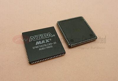 Altera Epm7160slc84-10 Programmable Logic Device Cpld Max 7000 Plcc84 X 2pcs