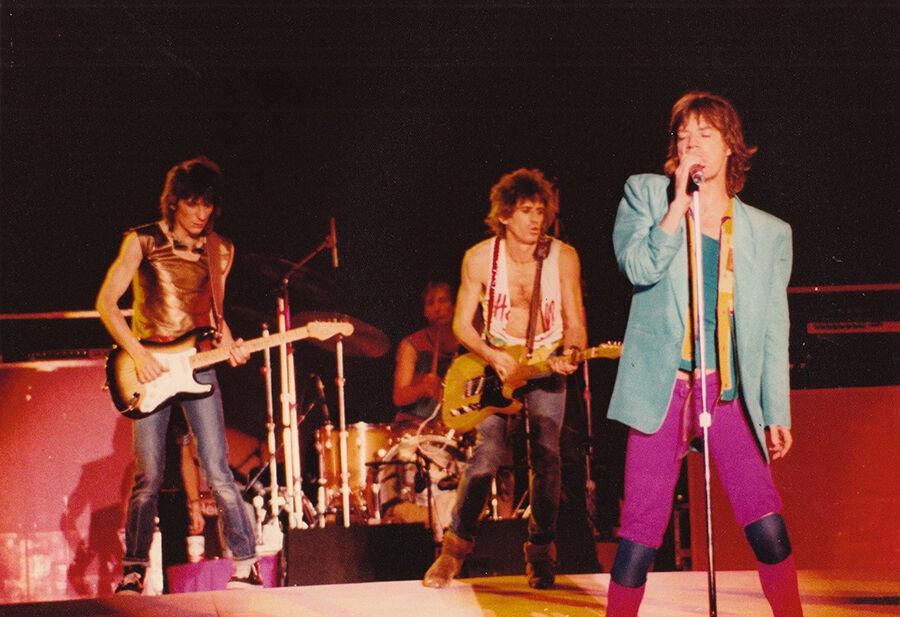 Die Bandgeschichte der Rolling Stones