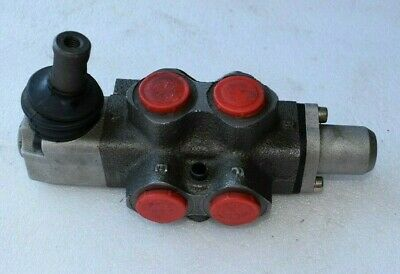 Walvoil Hydraulic Control Valve Selector Df56 New Parker Gresen Prince