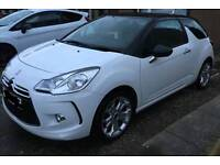 Citroen Ds3 1.6hdi Airdream DStyle £0 road tax
