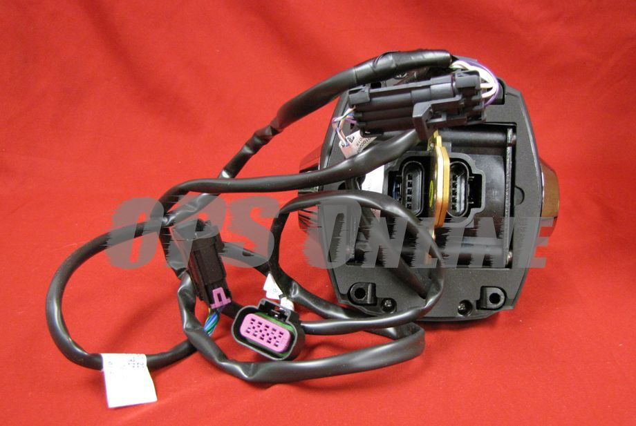 New OEM Mercury Verado Triple Console Binnacle Kit w/ DTS ... Verado Wiring Harness on