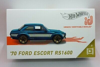 Hot Wheels id '70 Ford Escort RS1600