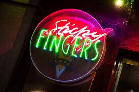 CHEF DE PARTIE - STICKY FINGERS, High St Kensington EARN OTE £450 per week