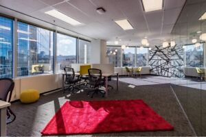 Premium Office Space - Hamilton - Now Available!