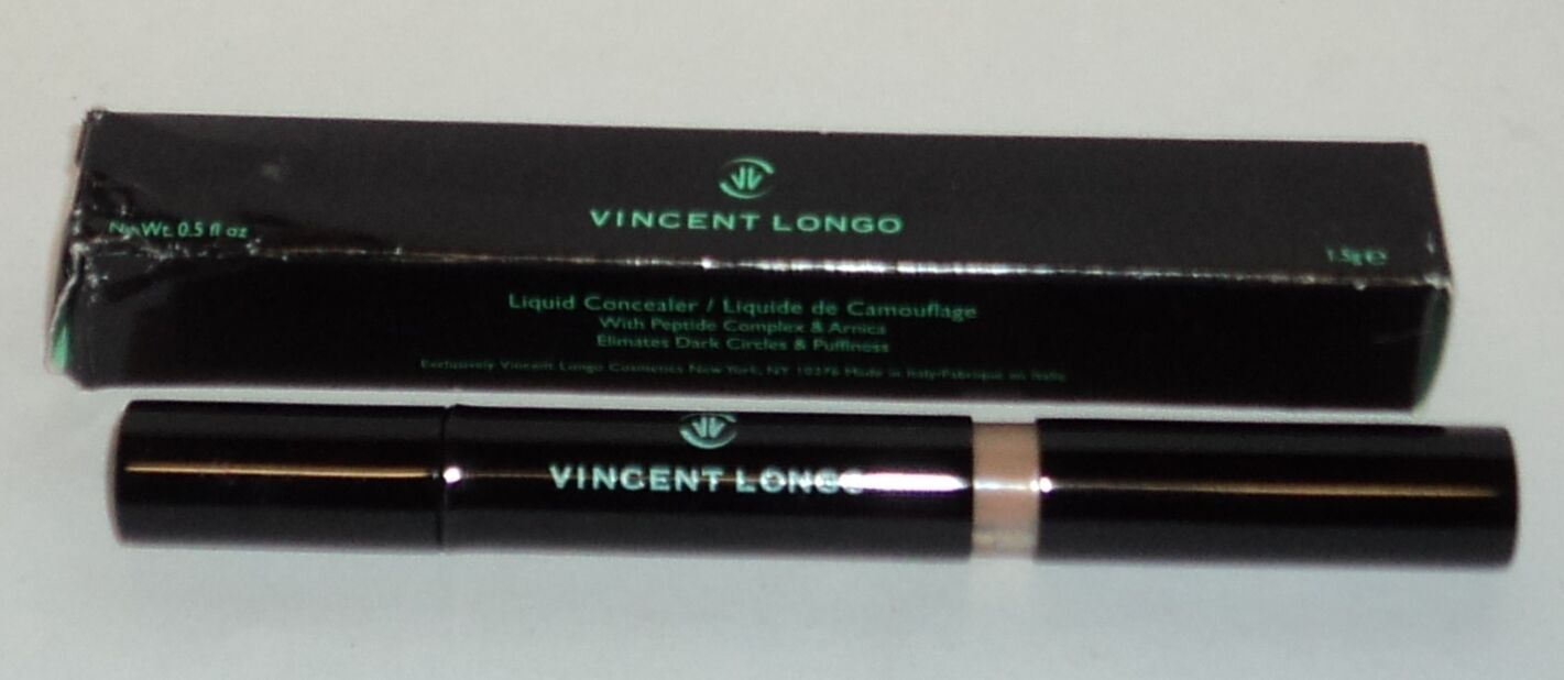 VINCENT LONGO Liquid Concealer With Peptide Complex & Arnica