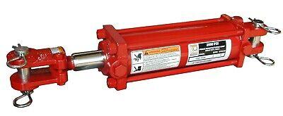 Prince Manufacturinghydraulic Sae-8408 2 Bore 8 Stroke Tie Rod Cylinder