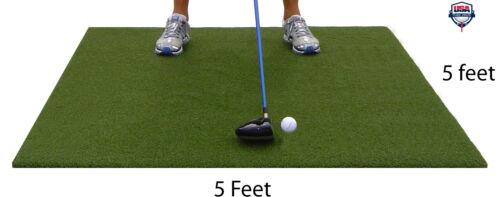 Backyard Golf Mat 5