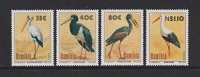 Namibia - 1994, Starks, Birds set - MNH - SG 649/52