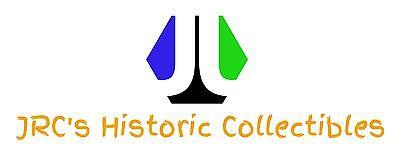 JRC's Historic Collectibles