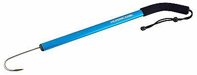 "HURRICANE  3 Feet with (2"" STAINLESS STEEL HOOK) ALUMINUM FISHING GAFF  HUR-G32"