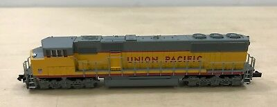 Used, N Scale Atlas Diesel EMD SD-60M Locomotive - Union Pacific (No Road#) for sale  USA