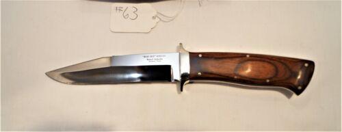 Robert Hajovsky Clip Point Fighter Knife