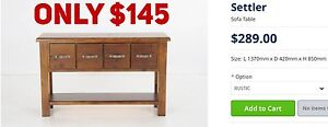 FACTORY 2NDS FURNITURE - 50-80% off RRP Leumeah Campbelltown Area Preview