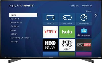 Insignia  49  Class  48 5  Diag     Led   1080P   Smart   Hdtv Roku Tv