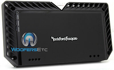 T1500-1bdCP ROCKFORD FOSGATE 1CH 3000W MAX SUBS POWER