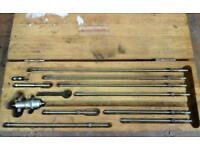 Starrett internal stick micrometer