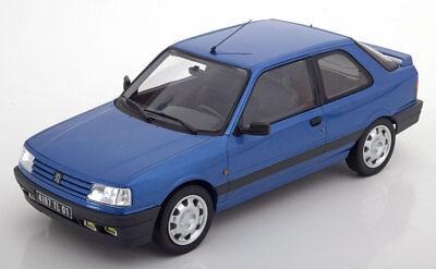 Peugeot 309 gti16 1991 1:18 norev nuevo /& OVP 184881