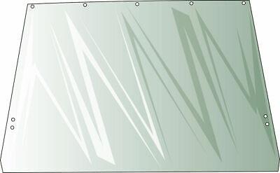 R50758 John Deere Rear W Latch Glass For Models 2140 2350 2550 2750 2940
