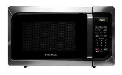 Farberware Microwave Oven Classic 0.9 Cubic Foot 900 Watt St