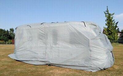 Abdeckplane für Wohnmobil Garage Schutzhülle Hülle Abdeckung Schutzhaube Stoff ()