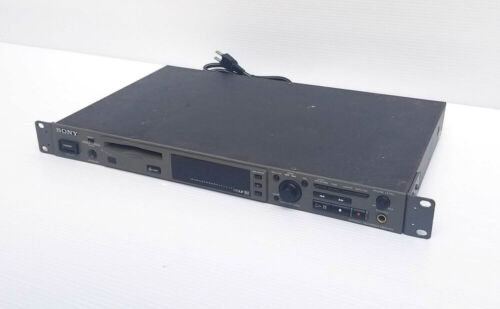 SONY MDS-E10 Professional MD Minidisc Record Player Used