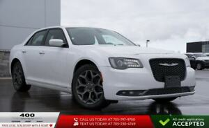 2018 Chrysler 300 S**ALL WHEEL DRIVE**