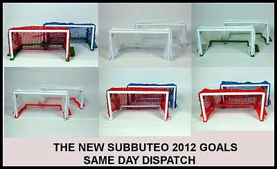 SUBBUTEO 2012 GOALS * NEW / UNUSED * Football Soccer Game (by Paul Lamond)