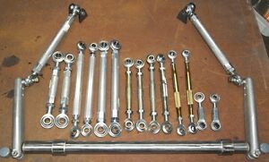 "SWAY BAR KITS  28""  LONG X .975 to 1.075 X 1 1/8"" ENDS Belleville Belleville Area image 9"