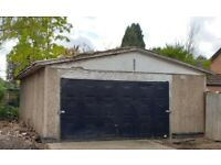Large Sectional Concrete Garage 7x6.5 m FREE