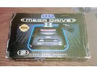 European reproduction Sega MegaDrive 2