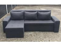 Corner sofa bed ,bargain £145 Only