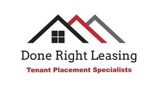 ATTENTION LANDLORDS...LET US DO THE WORK FOR YOU