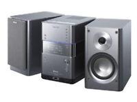 HIFI System Sony CMT-U1BT, Bluetooth, USB