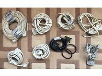 25 pin printer cable (ILDA cable)