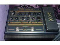 Vox Valvetronix Tonelab ST Guitar effect Pedal.