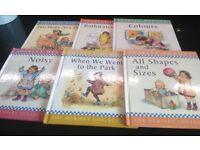 Shirley Hughes Nursery Collection HB childrens book set