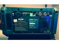 Yamaha EMX-512SC and Wharfedale Pro Speakers and Subwoofers