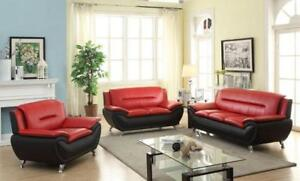 HUGE WEEKEND SALE !! 3 PCS SOFA SET FOR ONLY $799  SALE !! ITEM DISPLAYED AT WESTWINDS LOCATION....IN STOCK/UNTIL LAST.