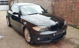 Bmw 120d M Sport Coupe - 2008 - Non-Runner - £2350 ONO