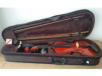 Violin bundle for Student / Amateur Player