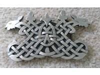 Celtic Dragon Belt Buckle