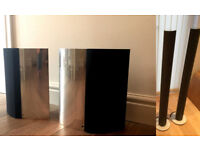 two sets of bang & olufsen speakers rrp£4000