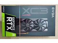 EVGA GeForce RTX 3070 XC3 ULTRA 8GB GDDR6 Graphic Card Brand New