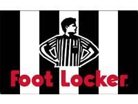 £20 FOOT LOCKER (Footlocker) VOUCHER GIFT CARD UK