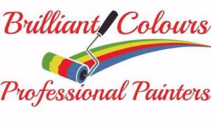 Thinking of Painting?Call 204-292-9048 Now! Brilliant Colours Professional Painters.