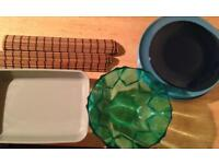 Tableware bundle 10£