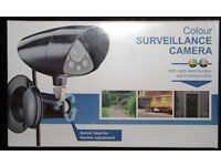 Colour Surveillance Camera